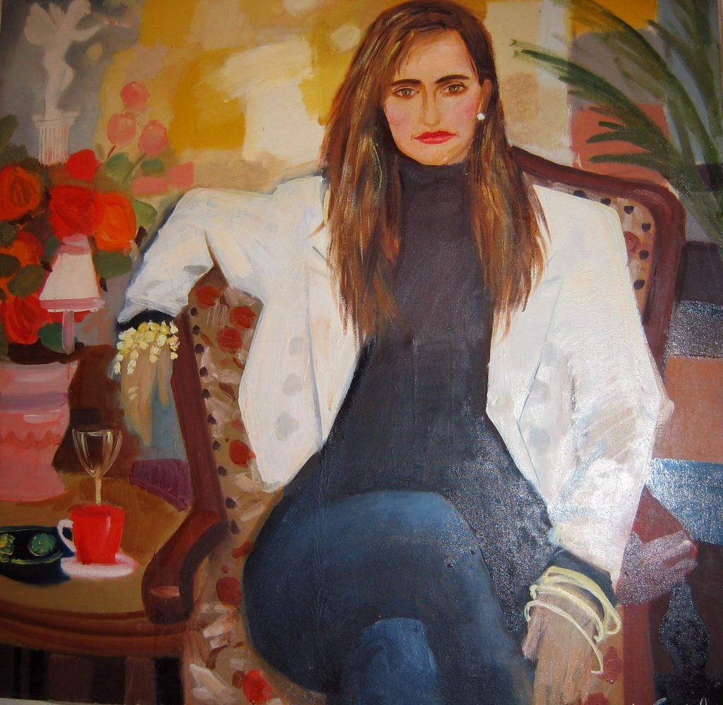 Portrait Catherine Gordeladze