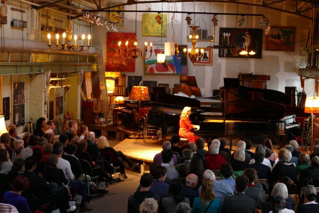 Piano salon christophori konzerte